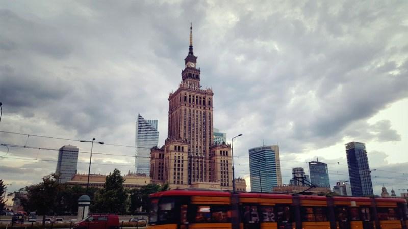 ורשה בניין המדע והטכנולוגיה