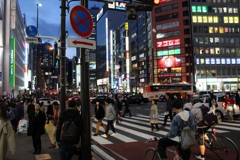 טוקיו לילה