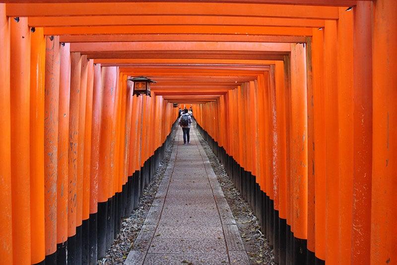 מקדש מפורסם בקיוטו