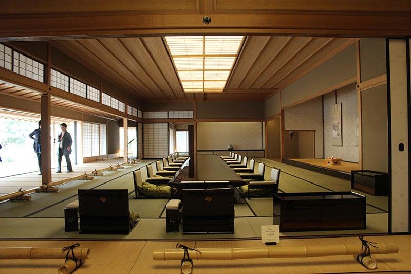 ארמון Kinkakuji