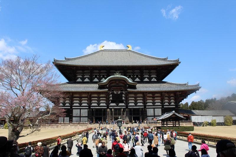 מקדש toda-ji נארה