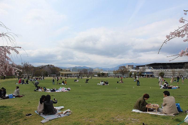 פארק Umekoji קיוטו