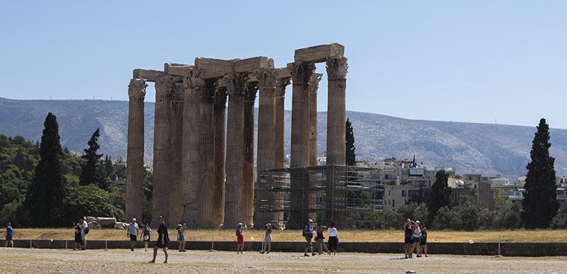 מקדש של זאוס אתונה