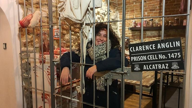 פאב כלא בקרקוב