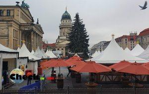 שווקי חג המולד בברלין