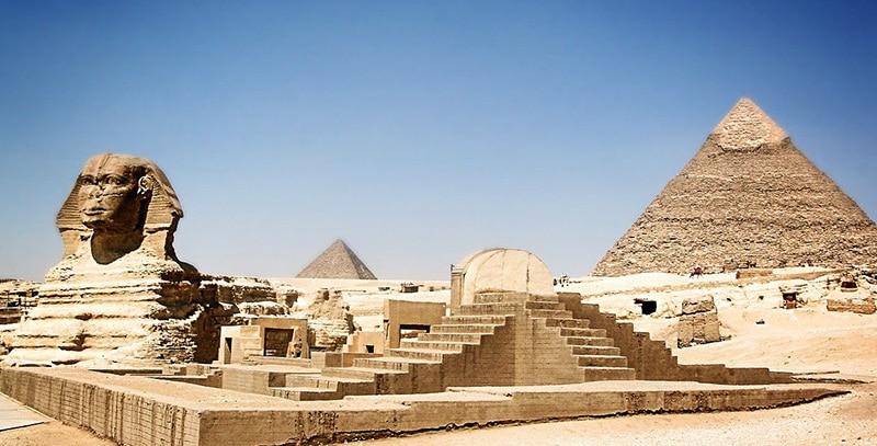 הפרמידות במצרים