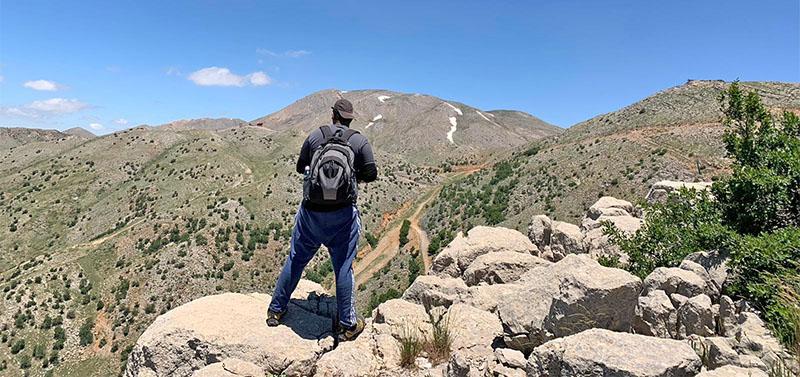 פסגת הר חבושית