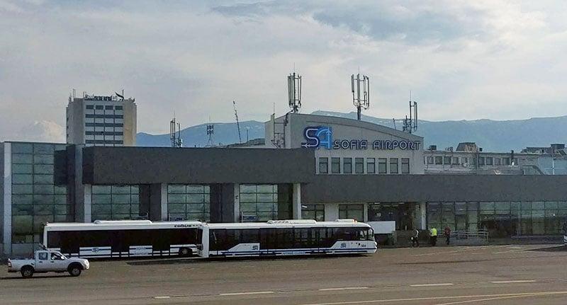 סופיה שדה תעופה