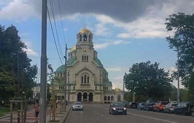 הקתדרלה של סופיה
