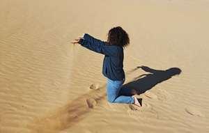 חולות כסוי נגב דרומי דיונת החול הגדולה