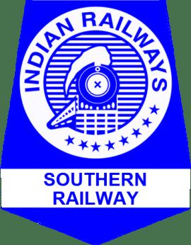 Southern Railway Apprentice DV Date Result 2021