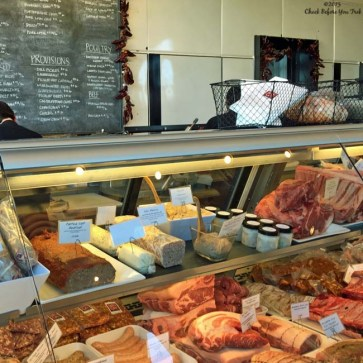 Counter at Fatted Calf