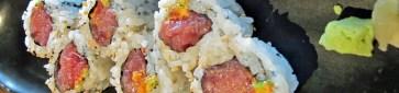 Spicy Tuna Roll at Morimoto Napa