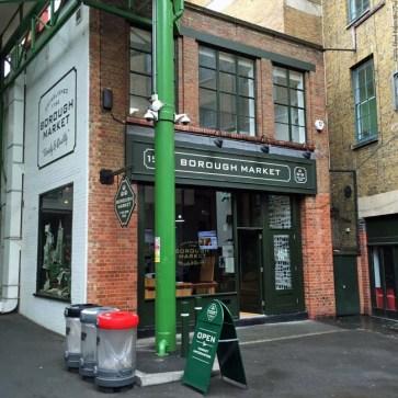 Borough Market Information - London, England