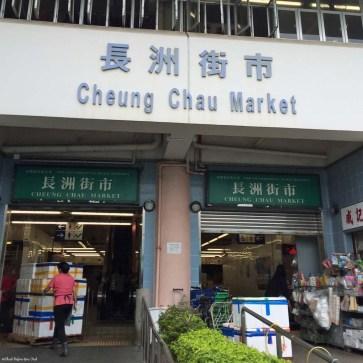 Cheung Chau Market - Hong Kong, China