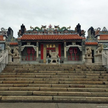 Pak Tai Temple - Cheung Chau, Hong Kong, China