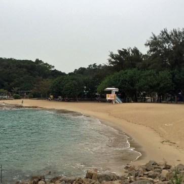 Hung Shing Yeh Beach, Lamma Island - Hong Kong, China