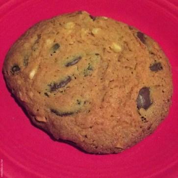 Macadamia Nut Cookie at Cafe Pesto - Kawaihae, HI