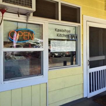Front entrance to Kawaihae Kitchen - Kawaihae, HI