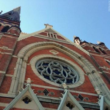 St. Andrew's Cathedral - Victoria, British Columbia, Canada