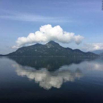 Howe Sound - Porteau Cove Provincial Park, British Columbia, Canada
