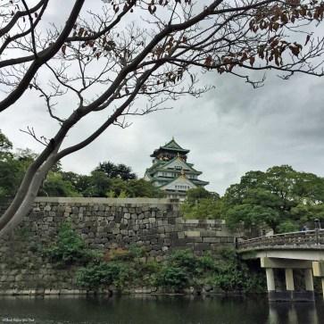 Osaka Castle Park - Osaka, Japan