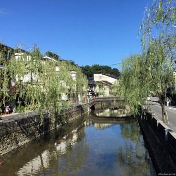 Daytime in Kinosaki, Japan