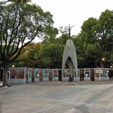 Children's Peace Monument - Hiroshima, Japan