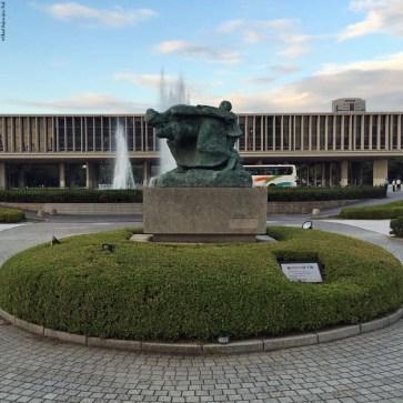Peace Memorial Museum - Hiroshima, Japan