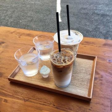 Coffee at Itsuki - Miyajima Island, Itsukushima, Japan