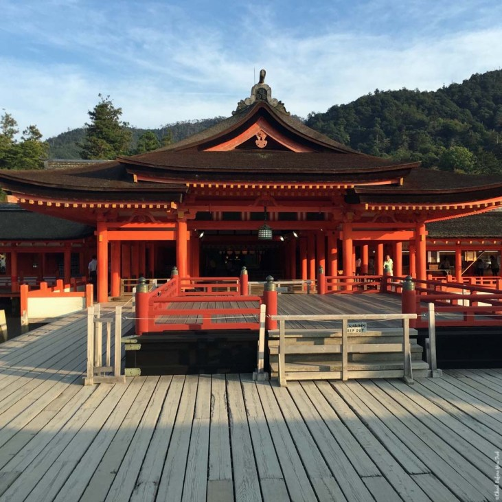 Itsukushima Shinto Shrine - Miyajima Island, Itsukushima, Japan