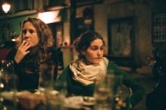 Irene y Natalia. Otoño 2015