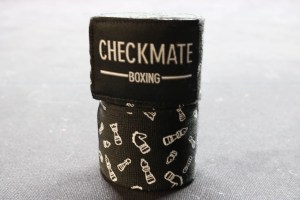 chess patterned wraps