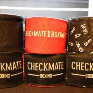 checkmate logo wraps