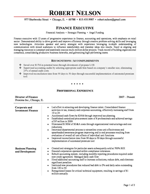 02IL - Resume (Executivejpg300px) - CMR