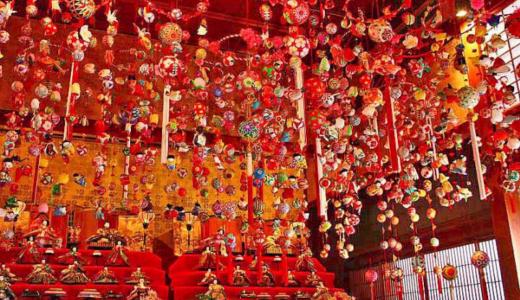 柳川さげもんひな祭り2019の無料駐車場やアクセス・日程や見所は?