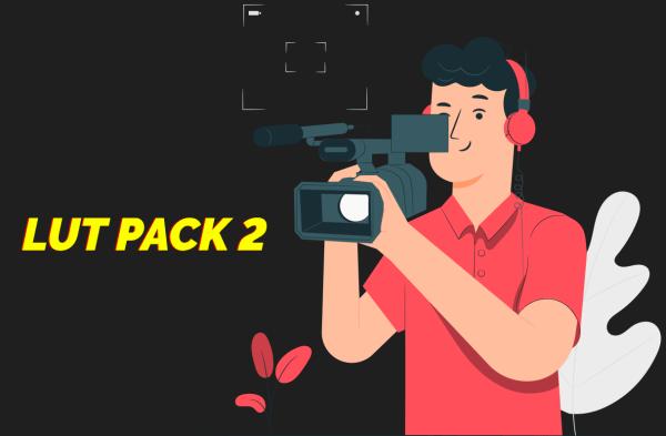 Adobe Lut Pack 2