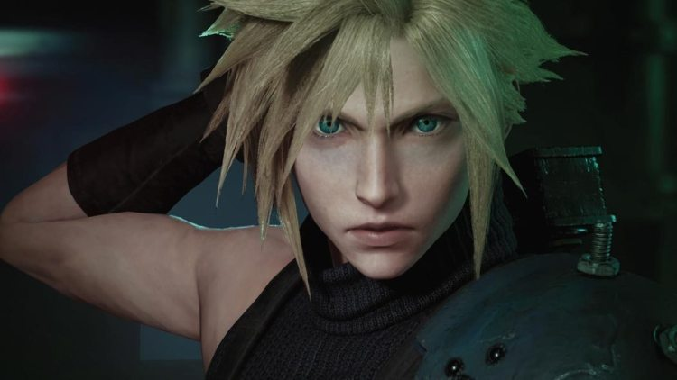 Cloud Strife – Final Fantasy VII