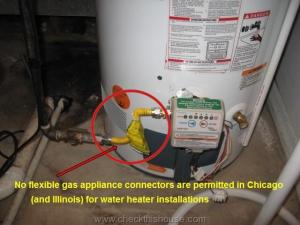 Water Heater Inspection Guidelines | Home Inspector Tips  CheckThisHouse