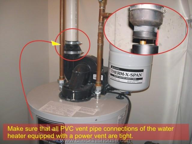 Furnace Pvc Vent Pipe Installation