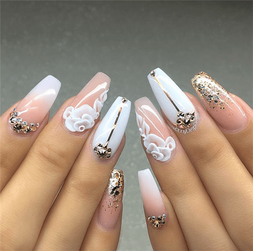 200 3d Nail Art That Will Help You Rock 2020 Checopie