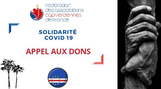 Solidarité Covid19 Cap-Vert