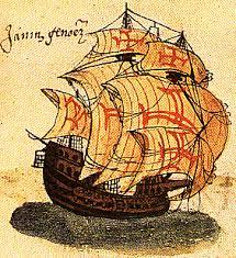 caravelle portugaise