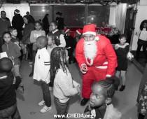 Photos du Noel des enfants 2015