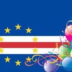 drapeau fête indépendance Cap-Vert cheda