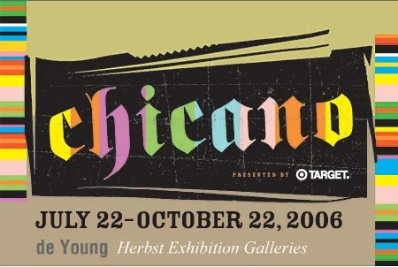 Chicano NOW! art exhibit featuring latin art from Cheech Marin's collection