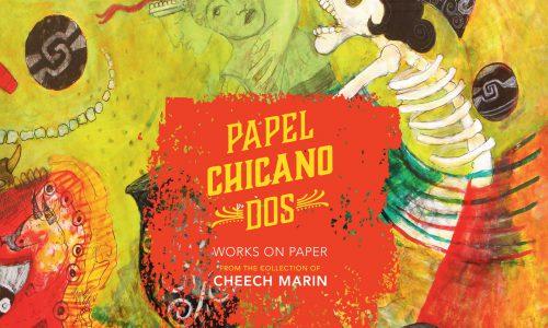 Papel Chicano Dos art book cover