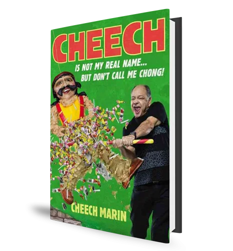 Cheech Marin autobiography Cheech is Not My Real Name