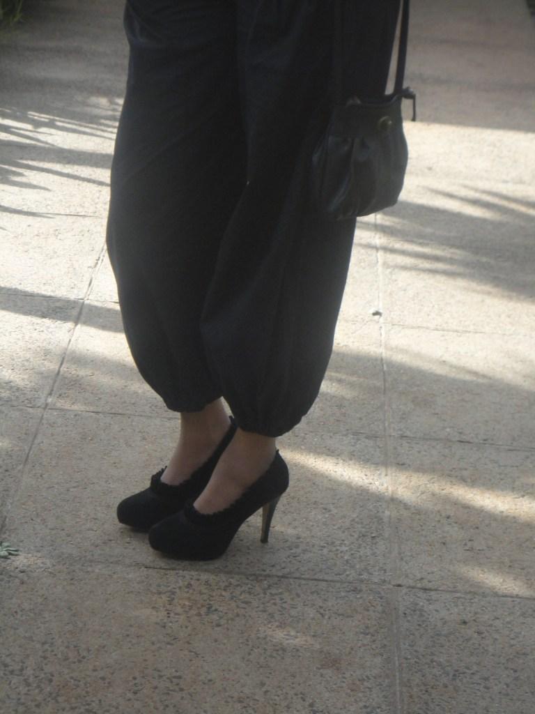 Those Canadian heels