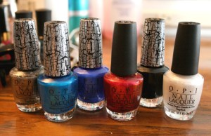 my collection OPI